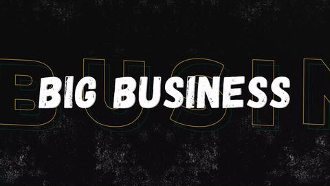 Big Business After Effects Template