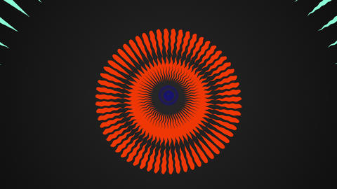 Abstract Background For Your Event Seamless Loop Animation