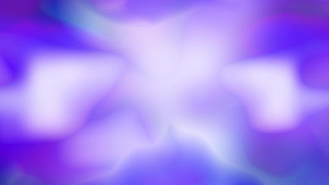 Horizontal Purple Blue Light Leak Abstract Loopable Background Live Action