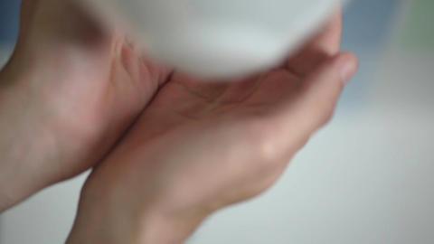 Washing Hands - Man 2