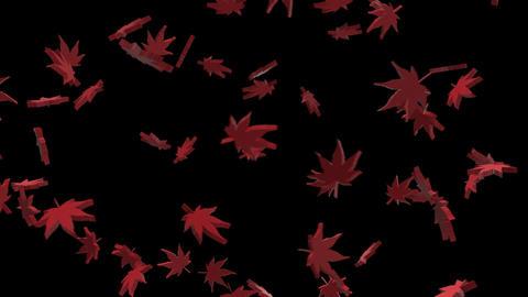 3d Momiji_ Autumn Animation