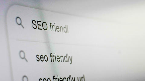 SEO friendly strategy content search engine optimization Live Action
