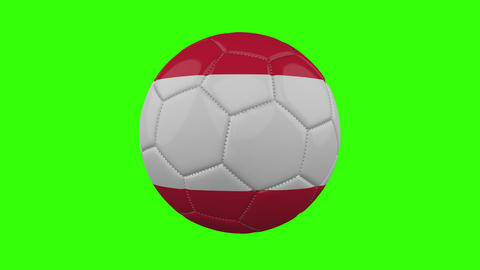 Euro Flags On Soccer Balls 1
