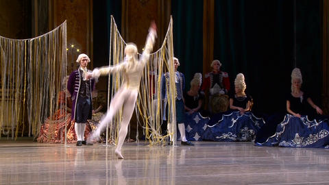 Ballet Footage