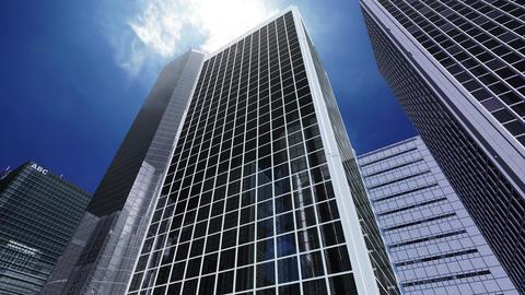 Skyscraper 2 Db1 4k Animation