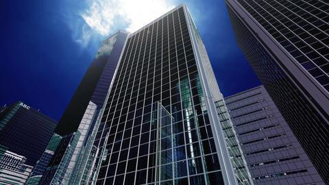 Skyscraper 2 Db2 4k Animation