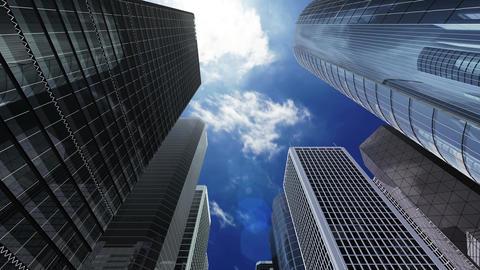 Skyscraper 2 Fb1 4k Animation