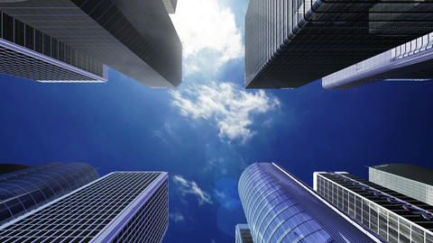 Skyscraper 2 Bb1 4k Animation