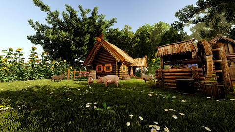 Country life Animation