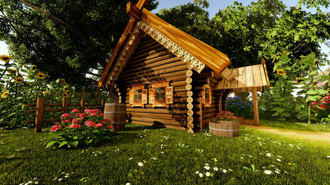 Country house Animation