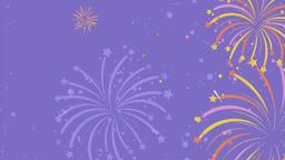 Cartoon Fireworks 0