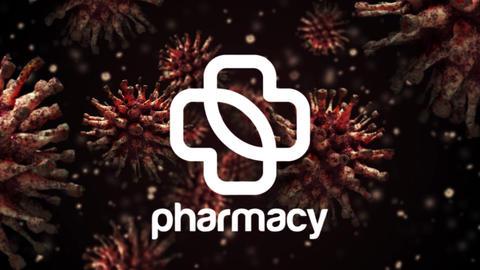 Coronavirus Logo Reveal After Effects Template