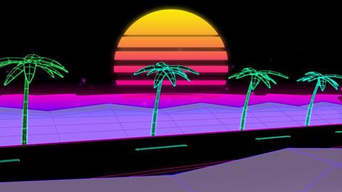 VJ Miami Videos animados