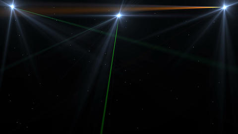 Laser Lights Show Stock Video Footage