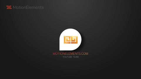 Paper logo After Effects Template