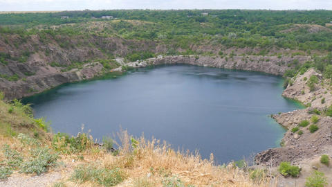 Radon Lake - One of the Places for tourism in Ukraine Live Action