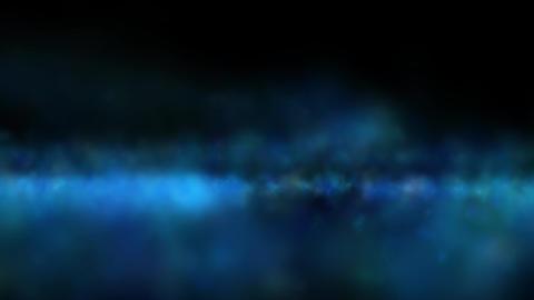 Galactic Wind Animation