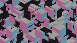 Digital Colored Boxes 애니메이션