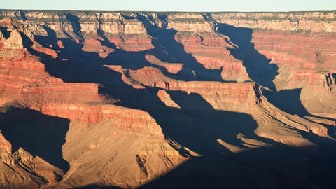 Grand Canyon Sunset Time Lapse Live Action