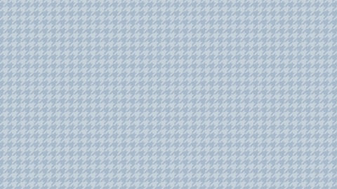 Houndstooth small pattern of blue. Seamless loop Videos animados