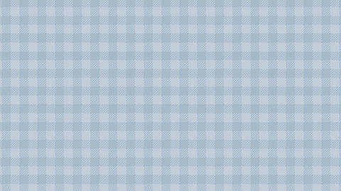 Gingham check pattern of blue. Seamless loop Videos animados