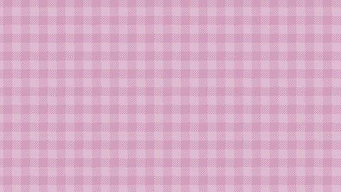 Gingham check pattern of pink. Seamless loop CG動画