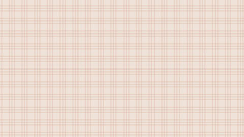 Tartan check pattern of brown. Seamless loop Animation