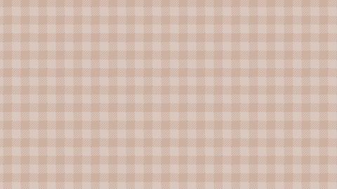 Gingham check pattern of brown. Seamless loop CG動画