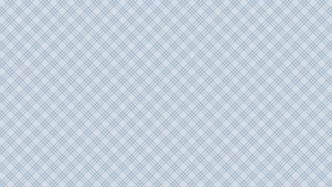 Tartan check diagonal pattern of blue. Seamless loop Animation