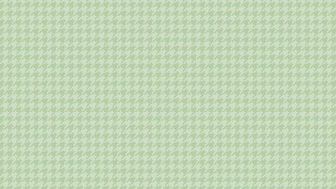 Houndstooth small pattern of green. Seamless loop Videos animados