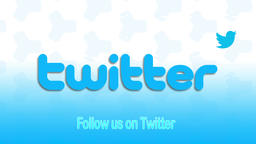 Follow Us On Twitter Footage