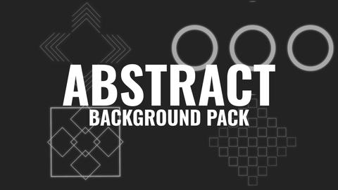 Abstract Background Pack After Effects Template