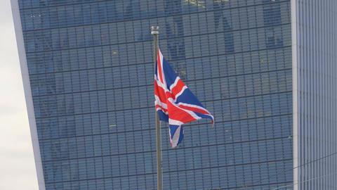 Union Jack, Flag- England Live Action