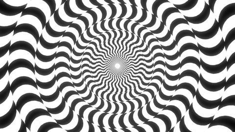 Tunnel Vision Animated Seamless Loop Animation
