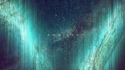 Starfield Apple Motion Template