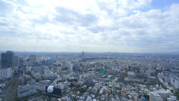 Tokyo Timelapse - Meguro Ota Kanagawa area Sunbeam Crepuscular rays Live Action