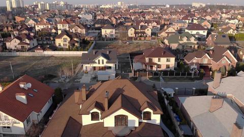 Rich Suburb Houses Live Action