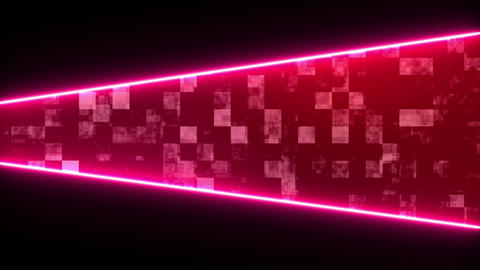 Cut In red Animation