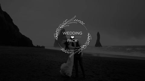 Wedding Pack Premiere Pro Template
