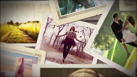 BIG SLIDESHOW After Effects Template