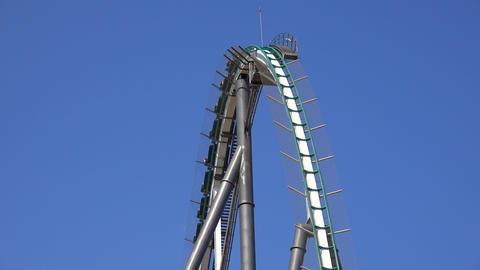 Fun Amusement Park Rides Live Action