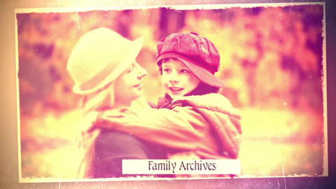 Fantastic Story Slideshow After Effects Template