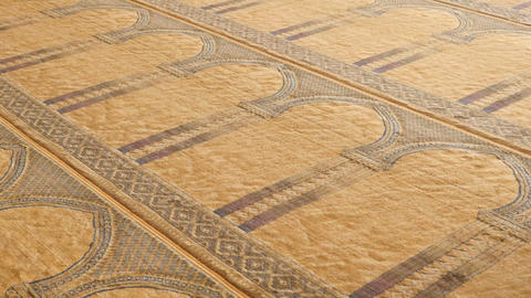 Carpet in The Mosque Live Action