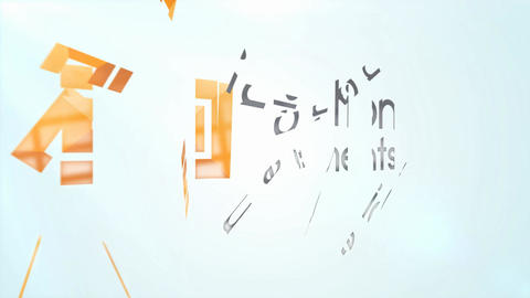 Simple Elegant Logo Reveal After Effectsテンプレート