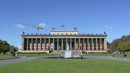 The Altes Museum Footage