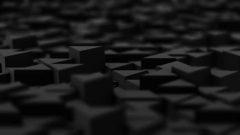 Landscape of Trihedral Pillars Dark 02-1 Animation