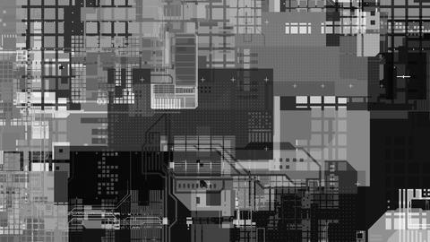 Sci-Fi Texture 04 Animation