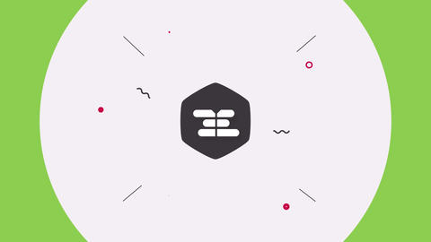 Social Logo After Effects Template
