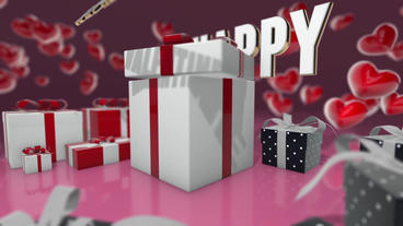 Valentines Day Promo After Effects Template