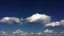 Sunny Clouds Timelapse 048 (2160p 23 976) Footage